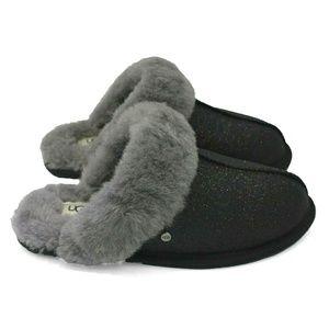 UGG Scuffette II Sparkle Women Sheepskin Slippers